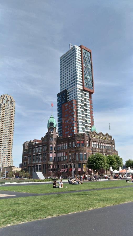 Роттердам стоковое фото
