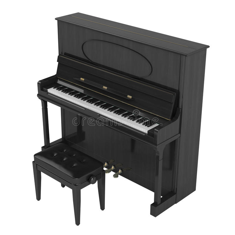 рояль чистосердечный бесплатная иллюстрация