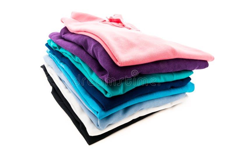 Рубашка поло стоковое фото