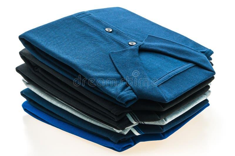Рубашка поло стоковое изображение