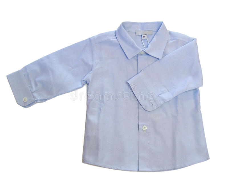 Рубашка ребёнка стоковые фото