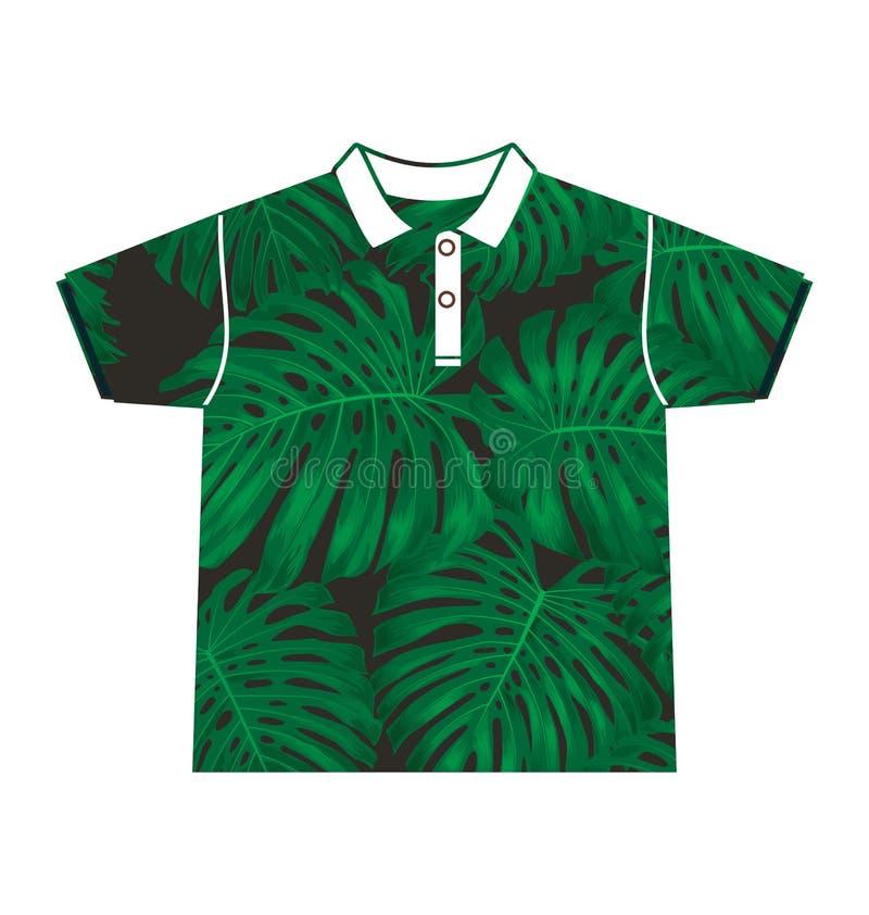 Рубашка иллюстрация штока