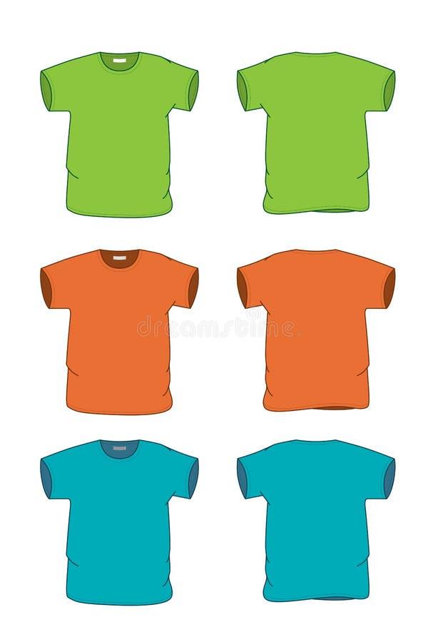 рубашка t бесплатная иллюстрация