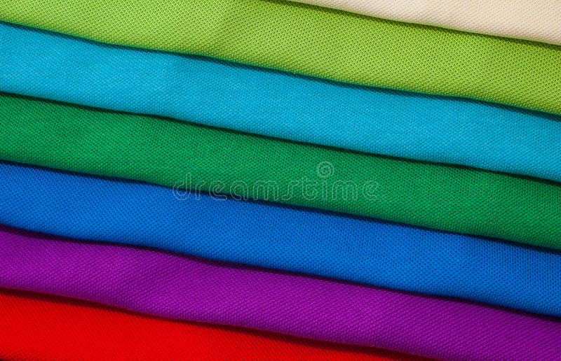 Рубашки поло стоковая фотография rf