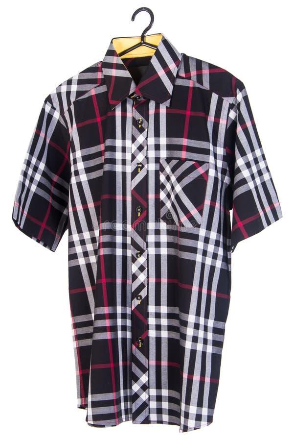 Download рубашки рубашки человека на вешалках Стоковое Фото - изображение насчитывающей ткань, прачечный: 37930240