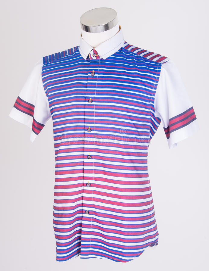 Download рубашки рубашки человека на манекене Стоковое Фото - изображение насчитывающей цвет, сбывание: 37929146