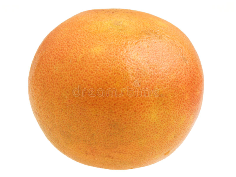 рубин красного цвета грейпфрута стоковое фото