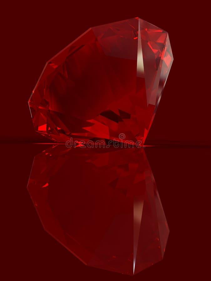 рубин бесплатная иллюстрация