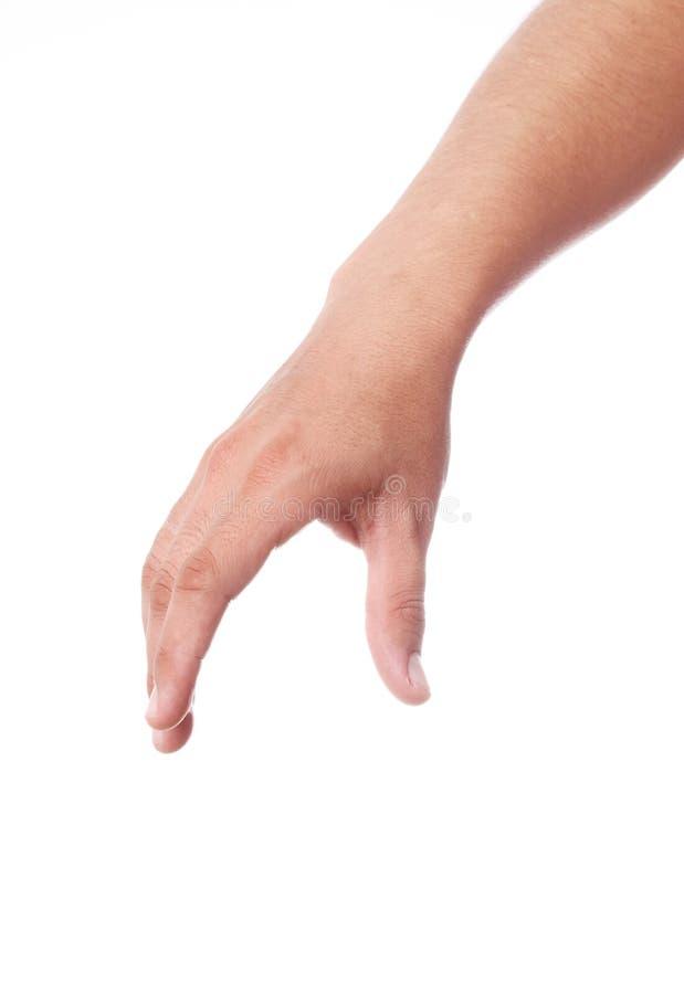 рудоразборка руки стоковые изображения rf