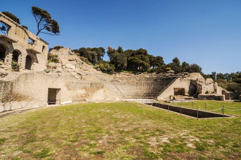 Вилла Augustus стоковые изображения rf
