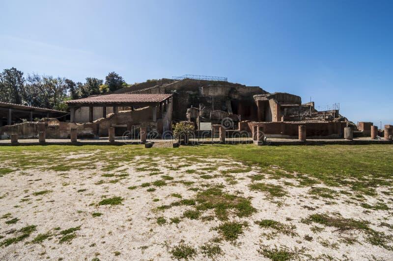 Вилла Augustus стоковые фото