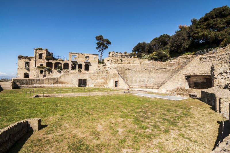Вилла Augustus стоковое фото rf