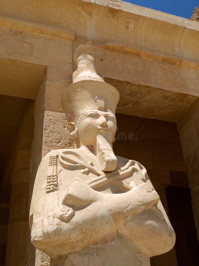 руины Египета стоковое изображение