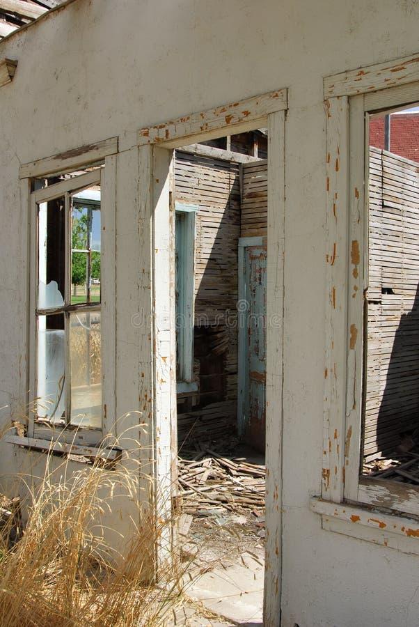 Руины магазина родины стоковые изображения rf