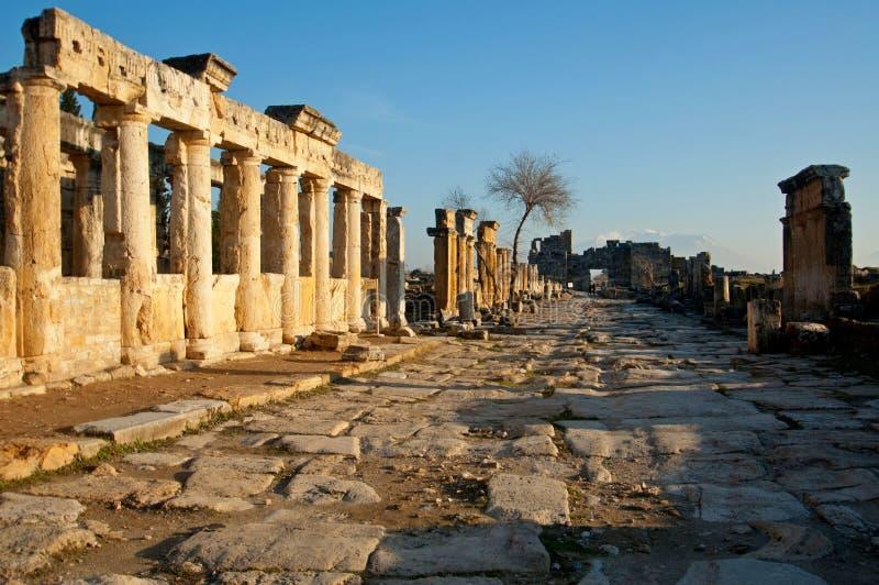 Руины старых цивилизаций все еще extant стоковые фотографии rf