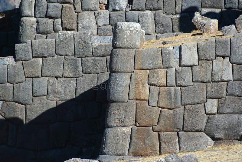 руины inca стоковая фотография