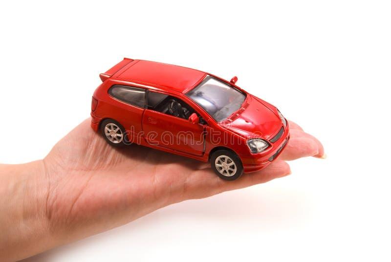 рука автомобиля стоковое фото