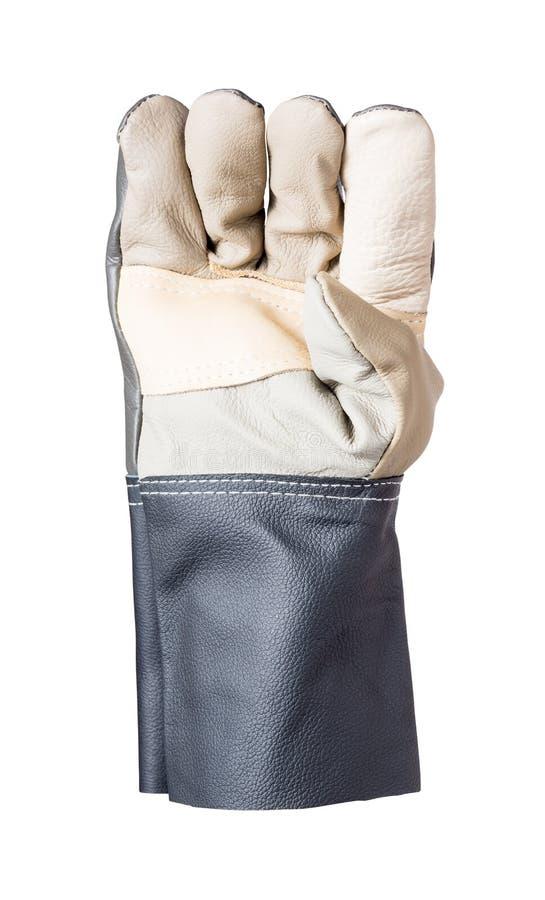 Рука перчатки стоковые изображения rf