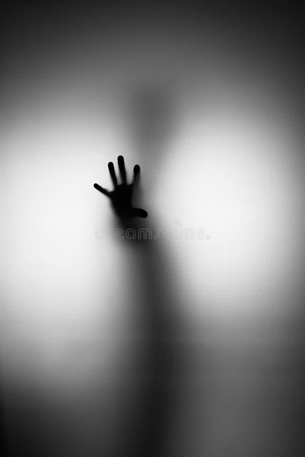 Рука призраков стоковая фотография rf
