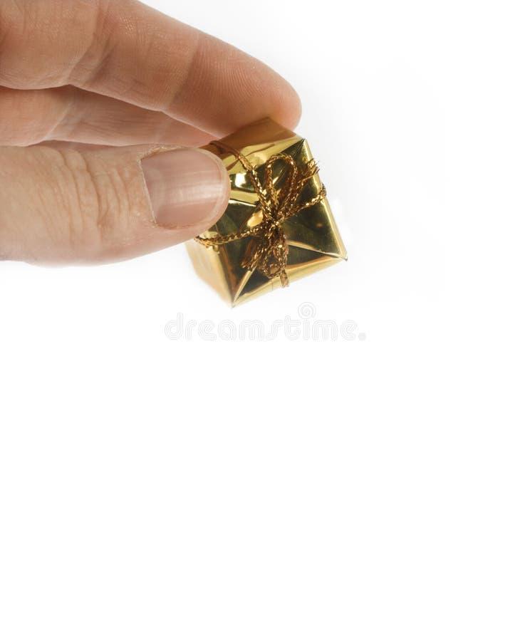 рука присутствующая стоковое изображение