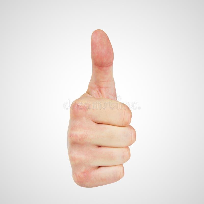 Download Рука с как стоковое изображение. изображение насчитывающей согласования - 37927225