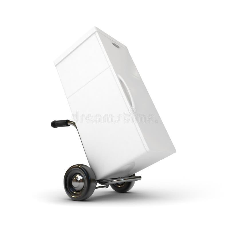 рука холодильника кургана бесплатная иллюстрация