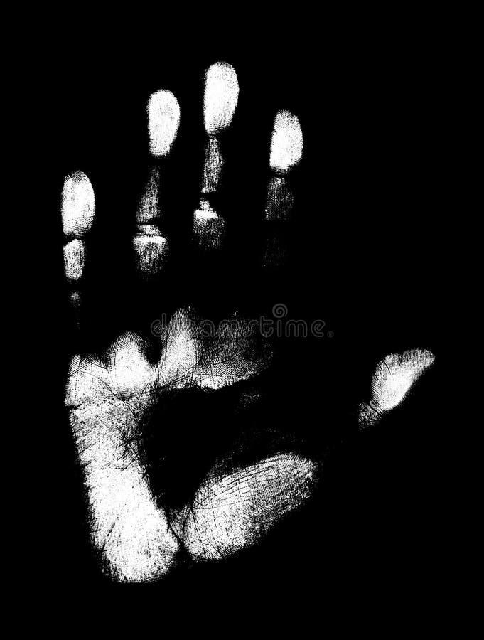 рука иллюстрация штока