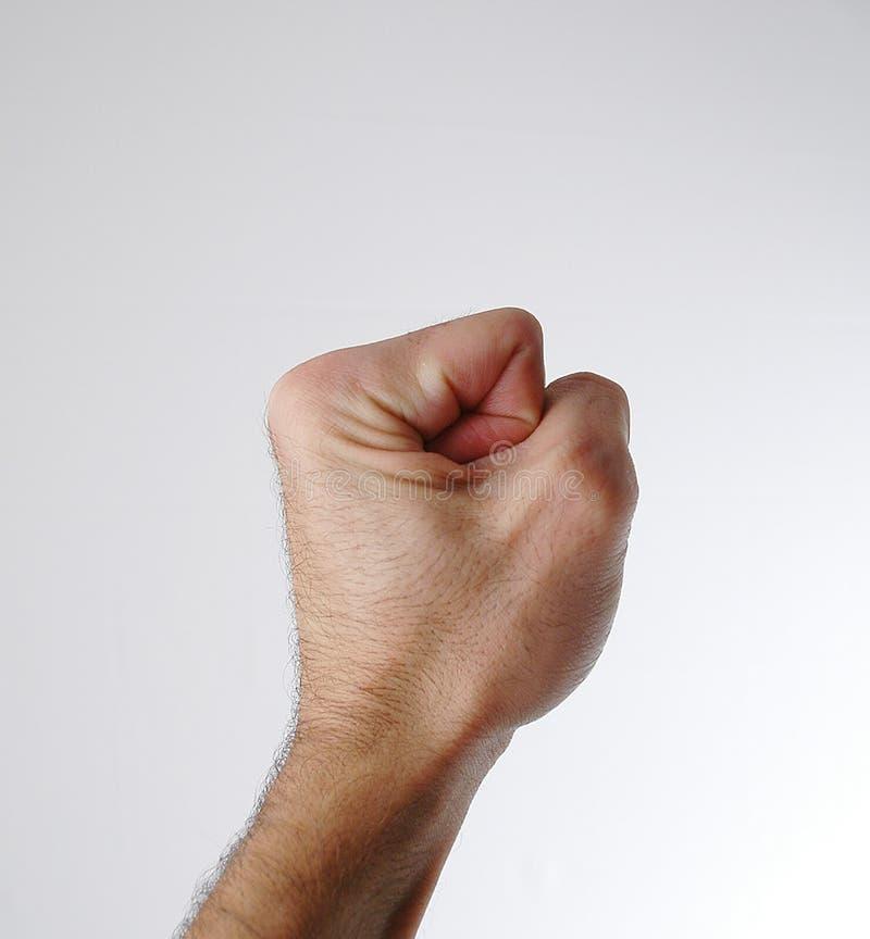 рука 5 стоковая фотография rf