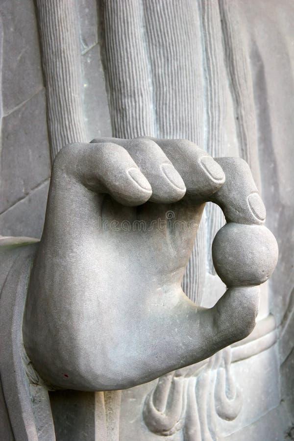 рука s Будды стоковые изображения