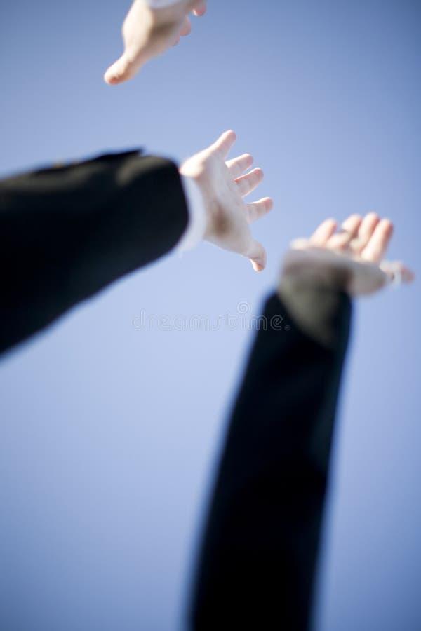 руки дела стоковое фото rf