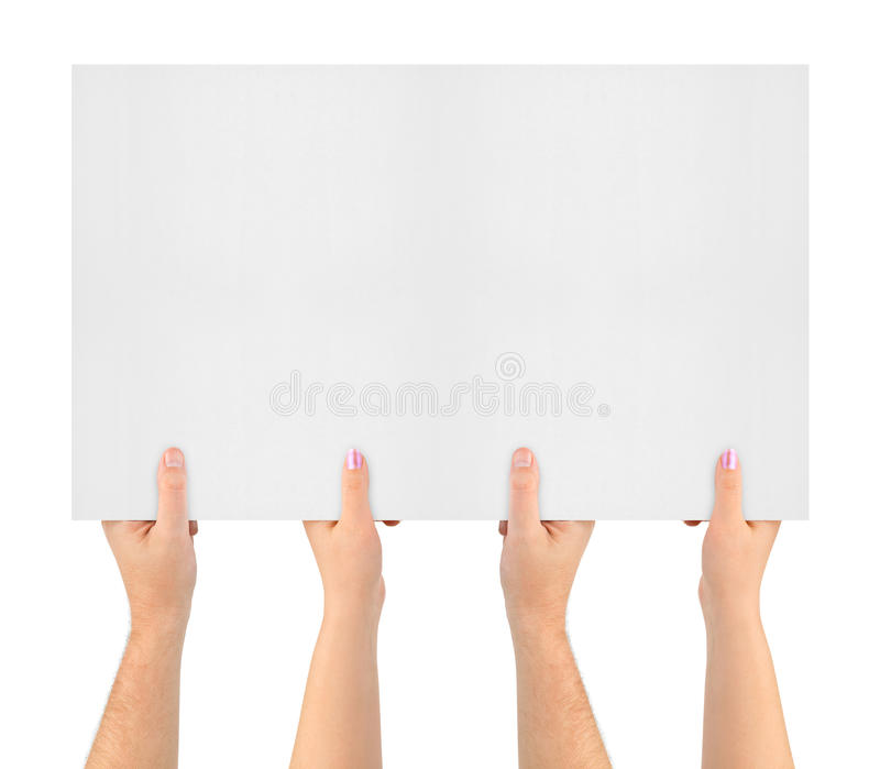 руки знамени стоковое фото rf