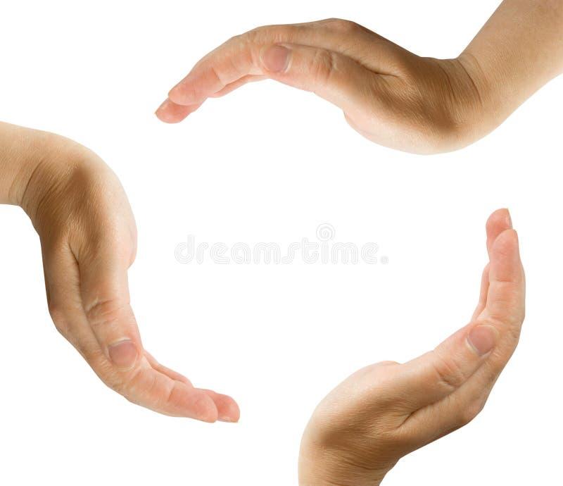 Download руки стоковое фото. изображение насчитывающей руки, безопасность - 6861716