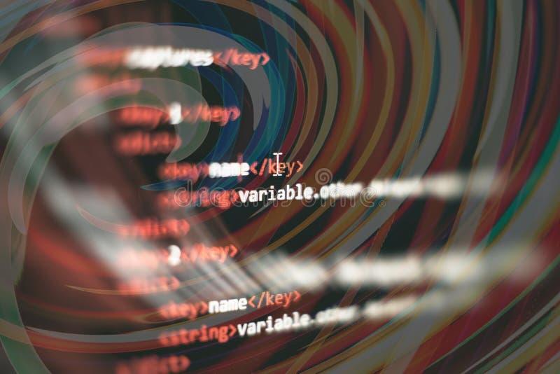 Руководители проекта работают новая идея Будущий процесс творения технологии стоковая фотография rf
