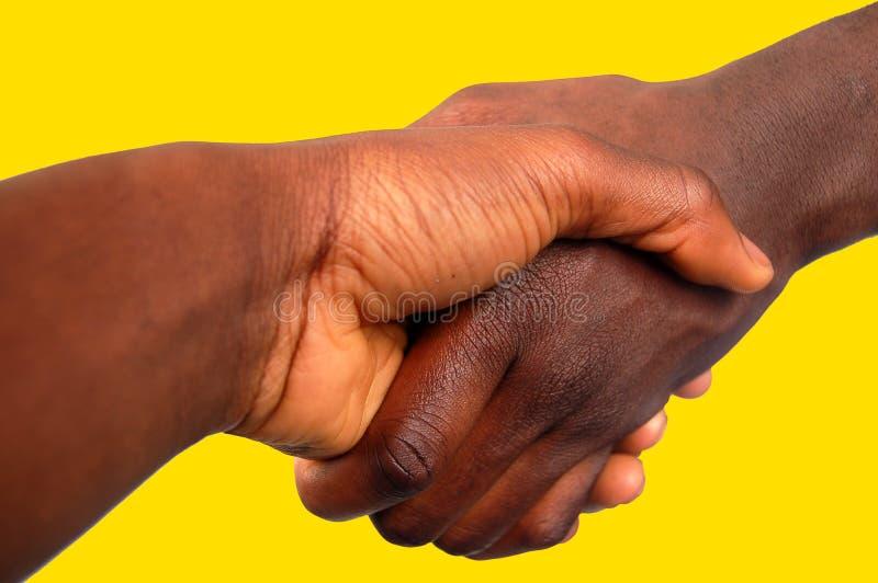 Download рукопожатие черного золота предпосылки большое Стоковое Фото - изображение насчитывающей рукопожатие, рука: 485382