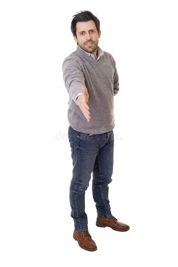 Рукопожатие стоковое изображение rf