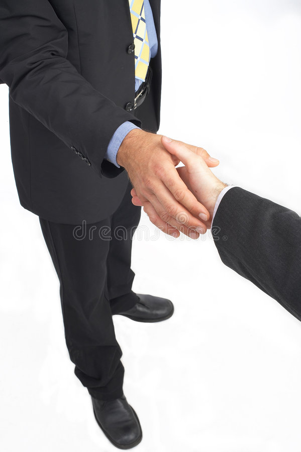 рукопожатие стоковые фотографии rf