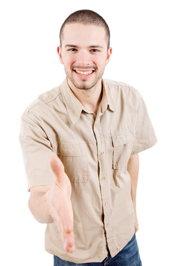 Download Рукопожатие стоковое фото. изображение насчитывающей рука - 41655962
