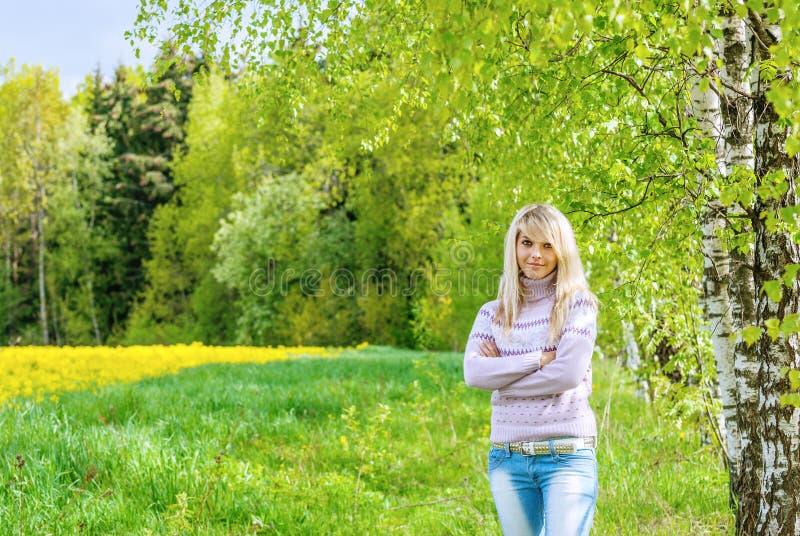 Download рукоятки пересекли женщину портрета Стоковое Изображение - изображение насчитывающей содружественно, closeup: 41658115