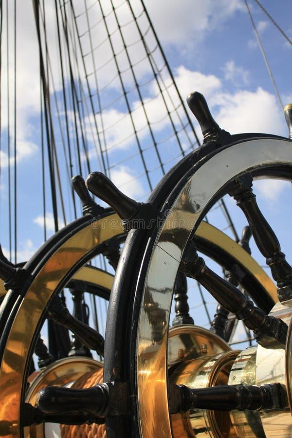 рулевое колесо стоковые изображения