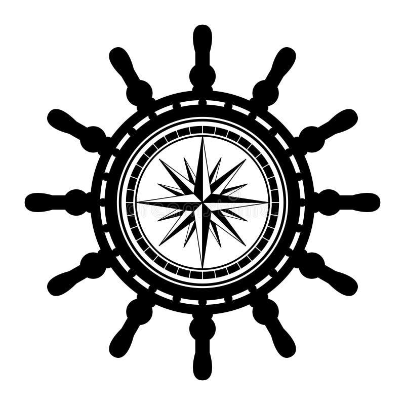 рулевое колесо бесплатная иллюстрация