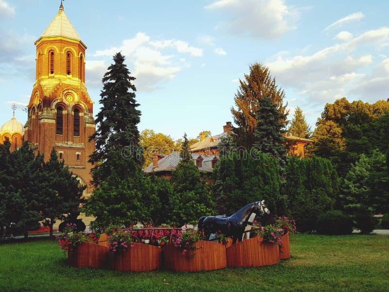 Румыния стоковая фотография rf