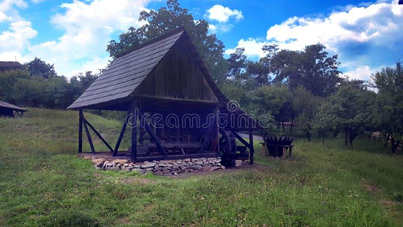 Румынская ферма стоковые фото