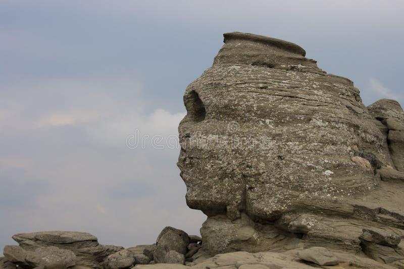 румынское Sfinx Стоковые Фото
