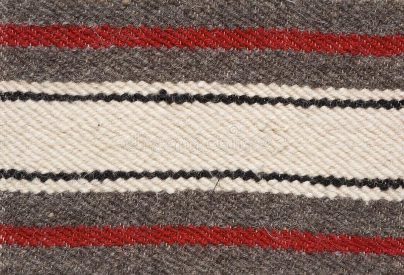 румын одеяла стоковое фото