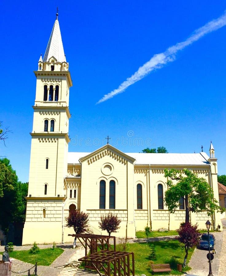 румын церков стоковая фотография