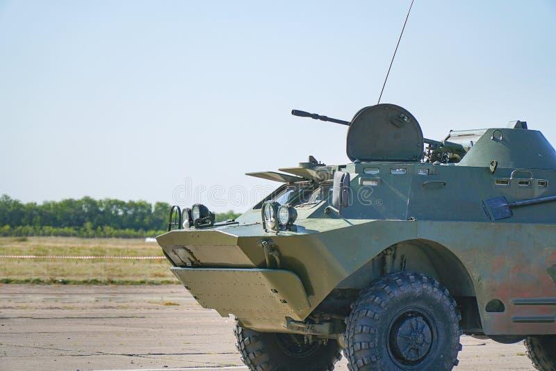 Русская боевая машина пехоты стоковые изображения