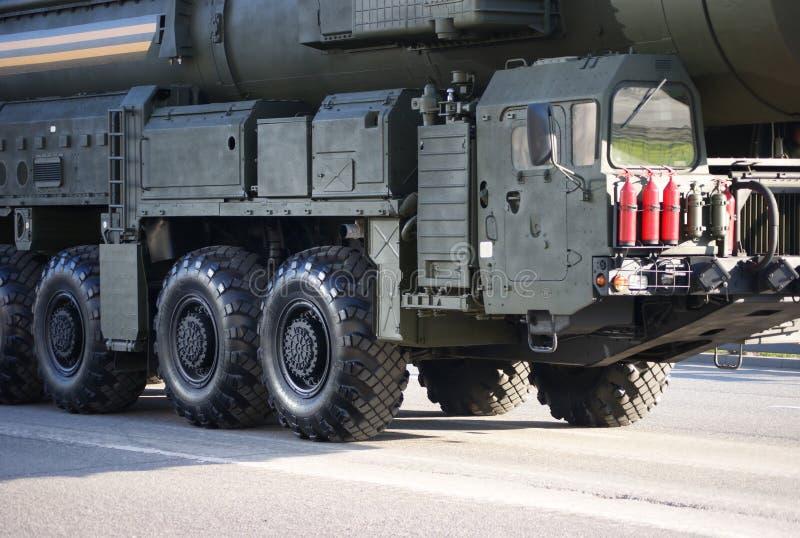Download Русская ядерная ракета Topol-M Стоковое Изображение - изображение насчитывающей ракета, фронт: 41662771