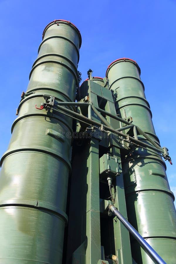Русские ракетные комплексы S-300 стоковое фото rf