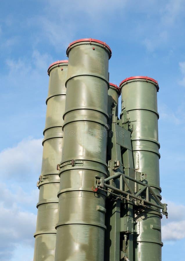Русские ракетные комплексы S-300 стоковые фотографии rf