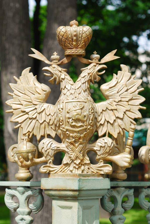 Русский герб Стоковые Изображения RF